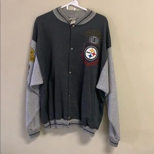 RARE Vintage Pittsburgh Steelers 1978 BomberJacket